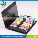 >>>>Promotional products china,Colored Sticky Notes Adhesive Paper, Hotel Note Pad, Sticky Memo Pad/