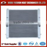 Chinese Supplier Brazed Aluminium Heater Radiator