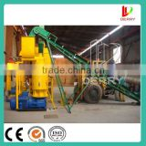 agricultural waste wood pellet machine/pellet fuel making machine