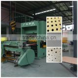 gypsum ceiling board making machine