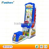 Funshare coin operated kids racing go karts game machine children game machines for children