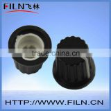 FL12-34 stick leather gear shift cabinet bone knob