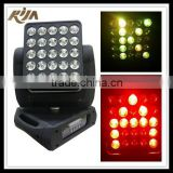 Newest Items theatre light dot matrix full color led display module moving