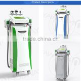 2016 professional fat freezing body sculpting 5 cryo handles body shape slimming machine
