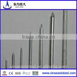 Promotion price !!! hardened steel concrete nails steel nails for building Factory in Tianjin China