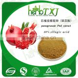 Pomegranate Fruit Peel Extract/Polyphenols/ Ellagic Acid/pomegranate peel extract powder