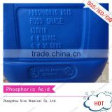 Phosphoric Acid 85% Food Grade With Factory Price