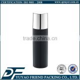 15ml face cream bottle for cosmetic packing black airless bottle
