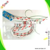 whoesale colorful polyester shoelace