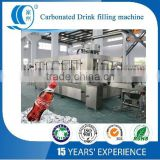 Carbonated drink filling machine,Carbonated beverage filling machine