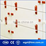 C7-warehouse in Sydney Export Australia good packing Hot-selling PP PE clipes Wedge tile leveling spacer system