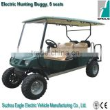 off road 6 seater Electric sports utility vehicle