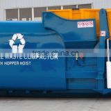 garbage containers compactor station for sale