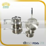 Total Quality Controled teapot milk pot