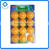 12PC Cheap Pingpong Ball