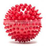 2017 hot sell Hand Foot Spiky Massage Ball, Fitness Spiky Massage Ball, Massage Yoga Ball