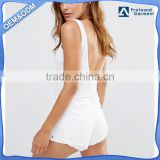 tang top white cotton muscle bodybuilding fitness wholesale blank yoga gym wear womens custom tank top