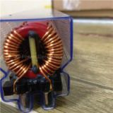 common mode choke coil with tube