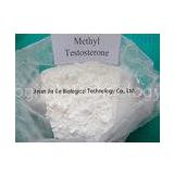 99% white powder 17-Methyl testosterone for Bodybuilding with Safe Ship CAS 58-18-4