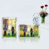 Customized Size Picture Frame Backboard Baby Photo Frame Picture Frame Stand