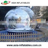 Inflatable Show Ball For Christmas Decoration For Advertising / Inflatable Bubble Tent For Camping