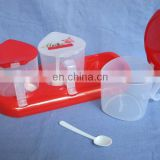 plastic condiment holder,plastic condiment dispenser,plastic condiment containers