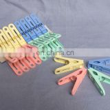 16pcs small plastic pegs,small peg