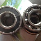 30*72*19mm Z1 Z2 Z3 Vibration Deep Groove Ball Bearing High Corrosion Resisting