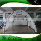 Guangzhou inflatable tents for events small,ifatable white dome tent in custom design