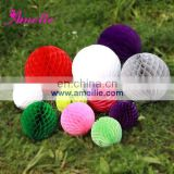 A07PH Christmas tissue paper honeycomb ball