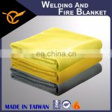 Anti-Fire Carbon Fiber Welding And Fire Blanket
