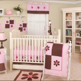 nursery crib set