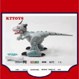 remote control Intelligence dinosaur with Programming function