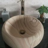 Sandstone Sinks,Stone Wash Basins,Nature Stone Wash Bowl