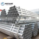 6 inch water pipe galvanized steel pipe for sale