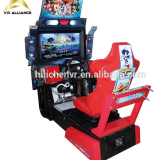 Arcade Outrun Coin Operated Racing Car Simulator Video Game Machine Kids Entertainment For Sale