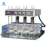 Dissolution tester double row eight cups eight rods intelligent lifting