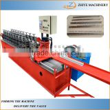Building And Decoration Materials Galvalume Steel Dry Wall Stud Track Rolling Forming Production Line