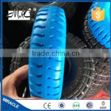Made in CHINA universal wheel rolling solid wheel 8 inch small wagon wheel PU foam wheel 2.50-4                                                                         Quality Choice