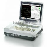 CE Certificated 12 Channel Digital Electrocardiograph ECG