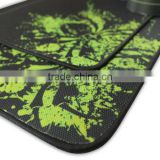 wide varieties superior materials wear-resistance inflatable custom made fitness eco rubber mouse pad