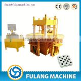 FL150T concrete paver supplier/ cheap paving slab/ hydraulic paving brick making machine