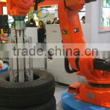 Qingdao professional factory automatic palletizing robot industrial automation production line mechanical arm
