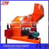 JZR Diesel the engine cement mixers machinery