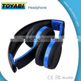Foldable Folding 3.5MM Stereo High Bass Quality Headsets Headphone with Micro Headphone for Mobile Pad PC Computer