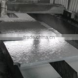 Chinese black slate slab for billiard table