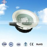 Aluminum hardware accessories for LED down lamp spare parts,15-18w new products,6 inch,round,made in China