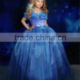 hot sale popular high quality cinderella dress gown (Ulik-A0115)