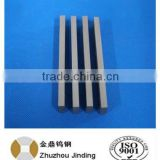tungsten carbide rectangle saw blade for sharpening machine