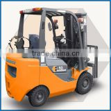 2 ton new CNG forklift with Japnese Nissan K21 Gasoline Engine Automatic Transmission